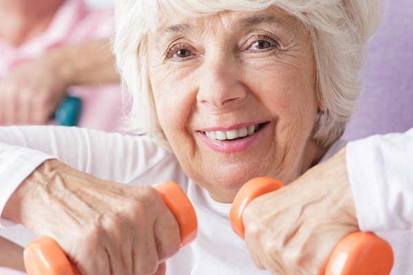 Fitness Training 50+