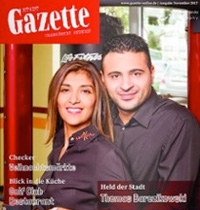 November Ausgabe Gazette