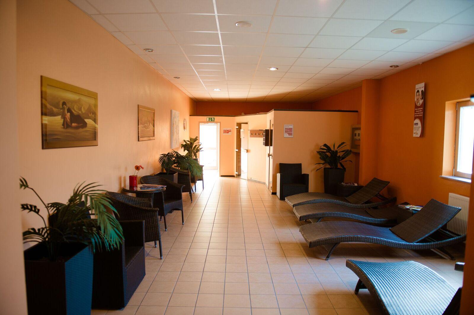 Bad Nauheim - San-Fit Fitnessstudio